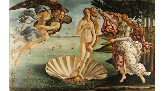 Щедрият Лоренцо Великолепни, който спонсорирал Микеланджело, Ботичели и Леонардо да Винчи