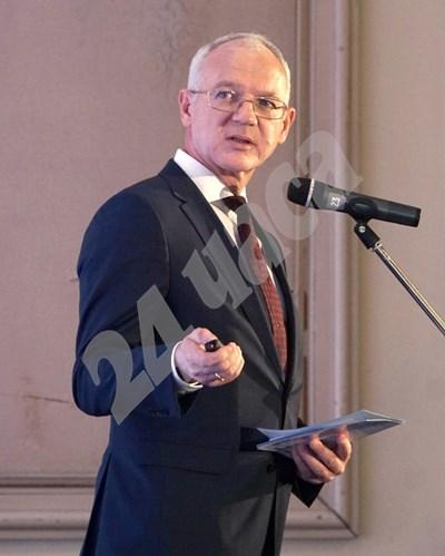 Васил Велев СНИМКА: 24 часа