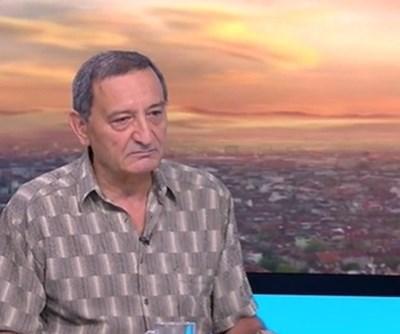 Георги Касчиев Кадър: Би Ти Ви