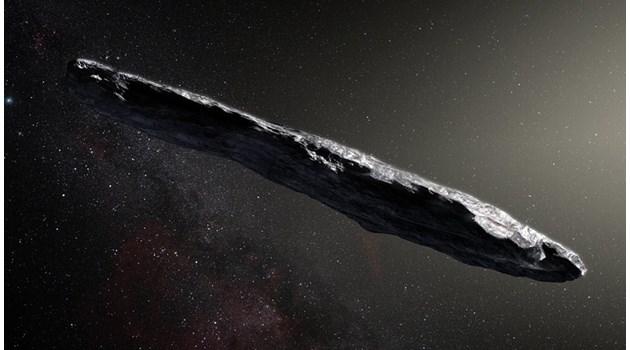 Планетолози разкриха произхода на астероида Оумуамуа
