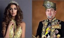 Мис Москва 2015 на трона до краля на Малайзия, но само за три години