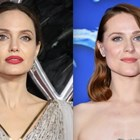 Анджелина Джоли и Евън Рейчъл Ууд СНИМКА: Туитър/Gossip Cop