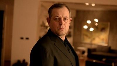 """Билалов беше в ролята на гангстерски бос и в """"Под прикритие"""".  СНИМКА: АРХИВ"""