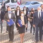 Коалицията ГЕРБ-СДС се регистрира за изборите.