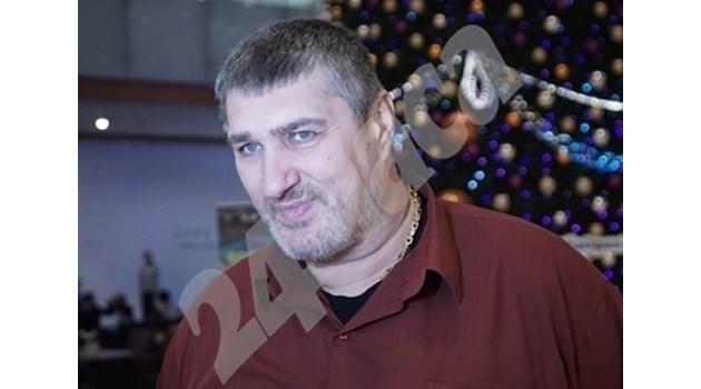 Любо Ганев е без съперници за президентския пост на волейболната федерация