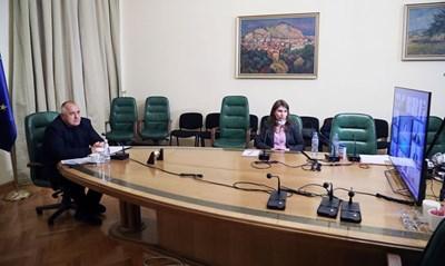 Борисов: Започна заседанието на Европейския съвет за коронавируса