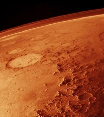 Марс СНИМКА: Пиксабей