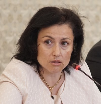 Министър Десислава Танева СНИМКА: Архив