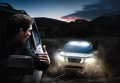 Универсални за ден и нощ - новите  LED светлини за шофиране и работа на Osram