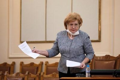 Шефката на бюджетната комисия Менда Стоянова обясни в неделя какви нови мерки в подкрепа на икономиката са гласувани.