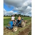 Холанд подкара трактор