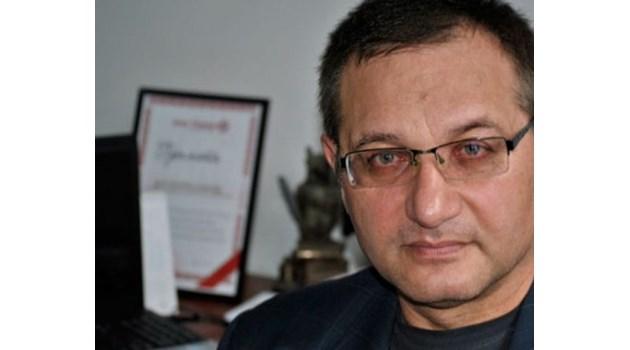 Проф. д-р Георги Хубчев загуби битката с COVID-19