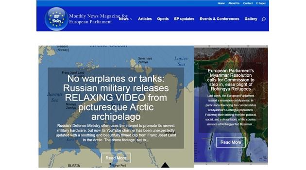ЕС разобличи сайт, че злоупотребявас информационни източницина руска пропаганда