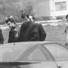 Иван Кудев (вдясно) е разстрелян пред вратата на жилището си