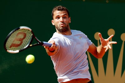 Григор победи втори съперник в Монте Карло