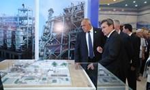 Борисов: Търсим начин природният газ от Туркменистан да достигне до България (Видео)