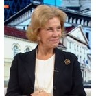 Елена Поптодорова - вицепрезидент на Атлантиеческия клуб и бивш посланик на България в САЩ КАДЪР: БНТ