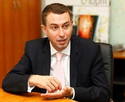 Главният архитект на София Здравко Здравков