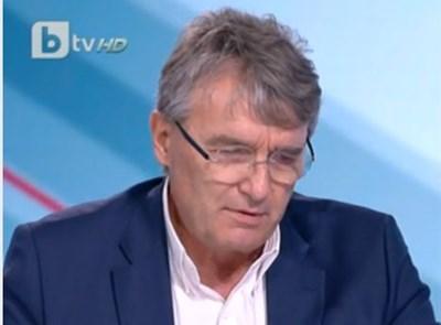 Акад. д-р Лъчезар Трайков. Кадър Би Ти Ви