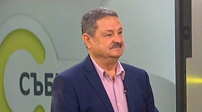 Георги Рачев Кадър: Нова телевизия