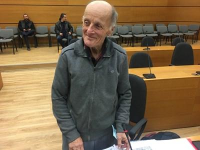 Проф. Божидар Попов предлага невиждано дарение на Пловдив. Снимки: Авторът