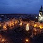 Прага СНИМКА: РОЙТЕРС
