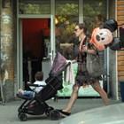 Бабинова разходи бебето