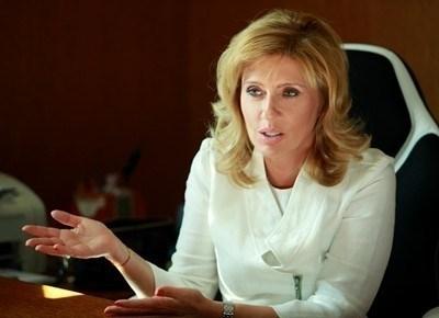 Градският прокурор на София Емилия Русинова Снимка: Десислава Кулелиева