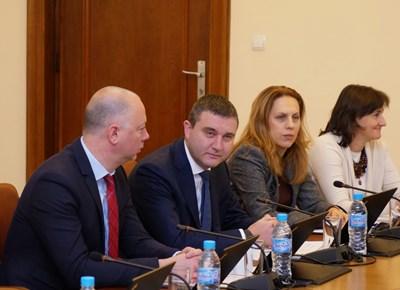 По предложение на финансовия министър Владислав Горанов правителството прие в сряда реформата в митниците. СНИМКА: Снимка: Йордан Симеонов