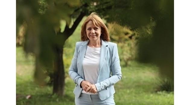Йорданка Фандъкова: Вярвам в прагматизма на софиянци,очаквам подкрепа, за да продължи развитието на града