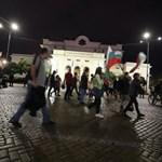Протестиращите тази вечер ще изразят своята позиция и пред централата на ДПС