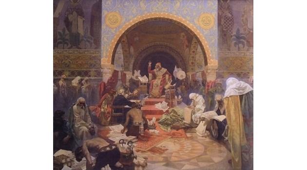 """Умберто Еко: Защо не описах в """"Името на розата"""" манастира на цар Симеон?"""