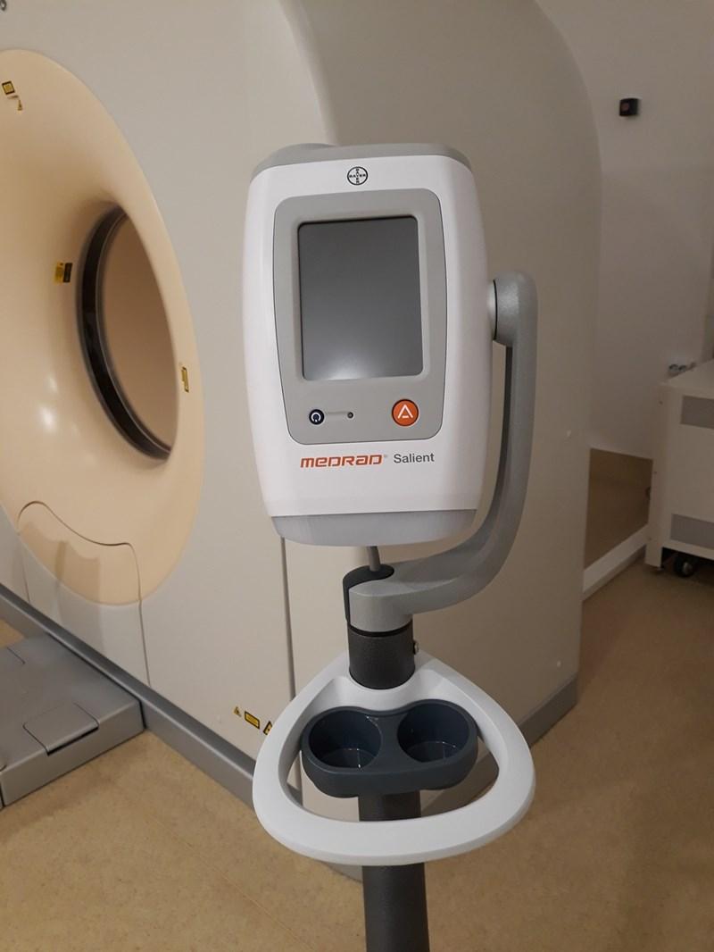 новото оборудване на свищовската болница