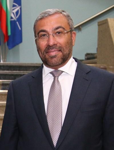 Ахмед Али ал Сайег, държавен министър в кабинета на ОАЕ