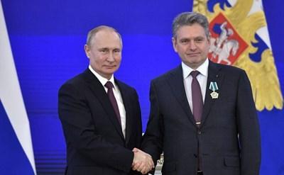 СНИМКА: kremlin.ru