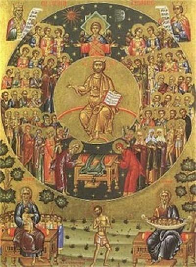 Днес почитаме Св. свщмчк Поликарп, еп. Смирненски