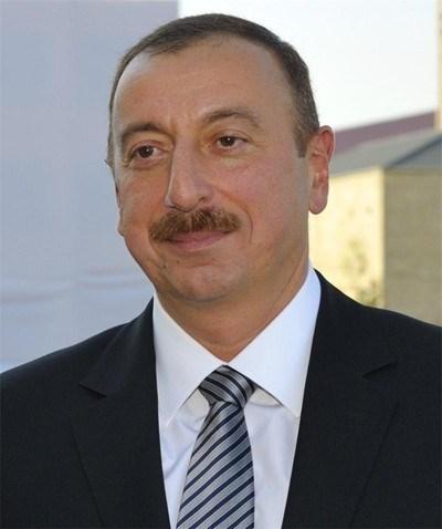 Илхам Алиев СНИМКА: Ройтерс