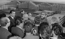 Живков строи Албена, за да впечатли Фидел Кастро