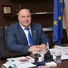 Зам.-кметът на Русе Енчо Енчев, който е първият повторно заразен у нас.