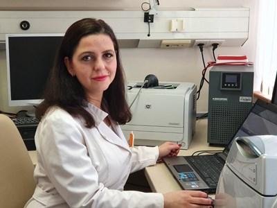 Д-р Олга Антонова