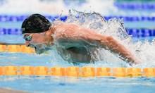 Епохално - Миладинов донесе първи олимпийски финал за плуването от 33 г.