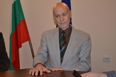 ГЕРБ сне доверието си от кмета на Хасково Добри Беливанов.