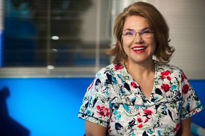 Мартина Вачкова участва и в новия сезон на сериала. СНИМКА: НОВА ТВ