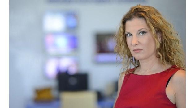 Честито на Мария Бакалова, че си припомни своята мечта и смисъла