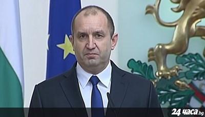 Президентът: България да не се намесва във Венецуела