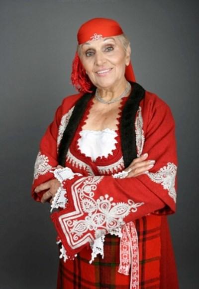 Христина Лютова