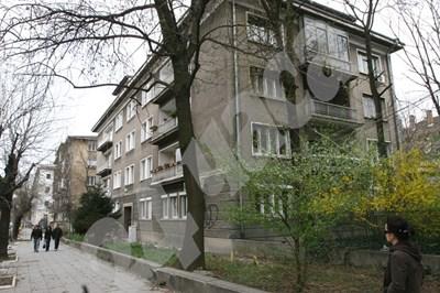 Имотите в центъра на София са поевтинели най-много от началото на кризата. СНИМКА: 24 часа
