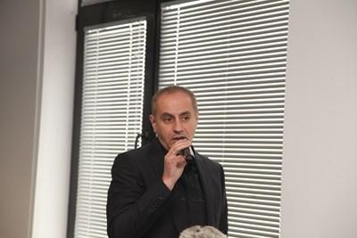 Петър Паунов, кмет на Кюстендил