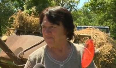 74-годишната Невена Поповска Кадър: БНТ