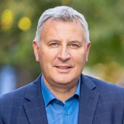 Кметът на Разлог Красимир Герчев.